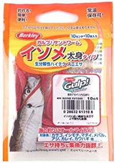 Berkley Gulp. SW Sandworm 4pulgada de grosor tipo ikiakaisome-cby [importación de Japón]