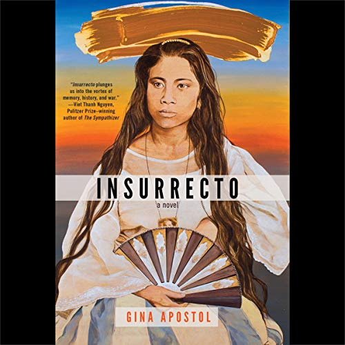 Insurrecto audiobook cover art