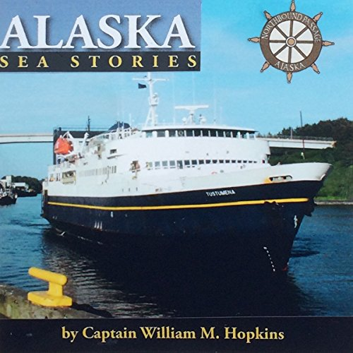 Alaska Sea Stories - Five Volume Set audiobook cover art