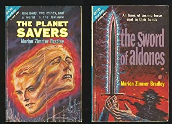The Planet Savers / The Sword of Aldones - Book  of the Darkover - Chronological Order
