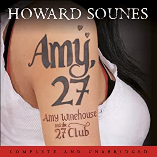 Amy, 27 cover art