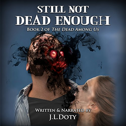 Still Not Dead Enough audiobook cover art