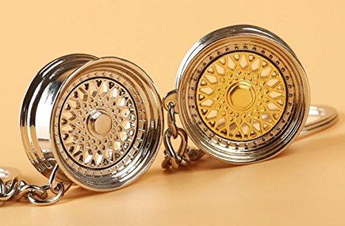 BBS-Felgen Schlüsselanhänger (Gold)