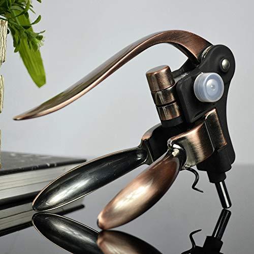 Tienda Exclusiva Diaria del hogar Aleación de Zinc + Material ABS Retro Conejo Forma Botella de Vino Aperador, Tamaño: 18 x 14.5 x 4,7cm