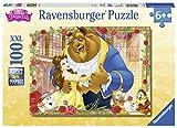 Ravensburger Bella e La Bestia Puzzle 100 Piezas, Multicolor (1)