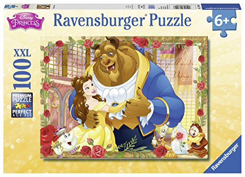 Bella e La Bestia Puzzle 100 Piezas, Multicolor (1)