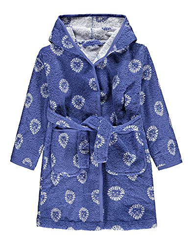 Bellybutton Albornoz infantil Little Leo, color azul, azul, 98 cm