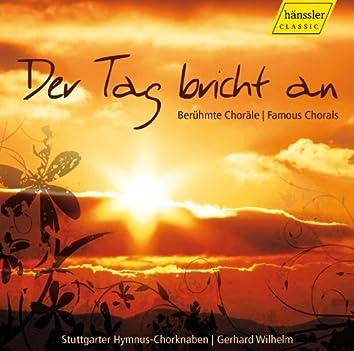 Choral Concert: Stuttgart Hymnus Boys' Choir – Ebeling, J.G. / Vulpius, M. / Praetorius, M. /  Cruger, J. /  Gastoldi, G.G. / Bach, J.S. / Silcher, F.