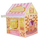 FEE-ZC Carpa para casetas de Frutas de Dibujos Animados para niñas, Princesa,...