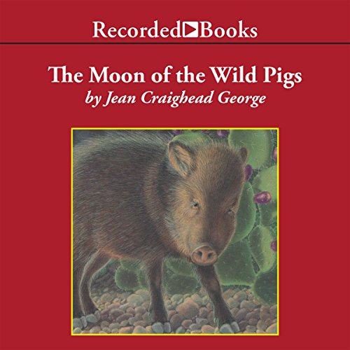 The Moon of the Wild Pigs audiobook cover art