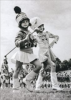 Little Drum Majors Avanti America Collection Birthday Card