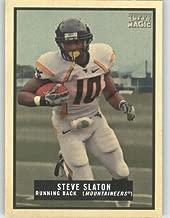 Steve Slaton - West Virginia - Houston Texans - 2009 Topps Magic NFL Trading Card