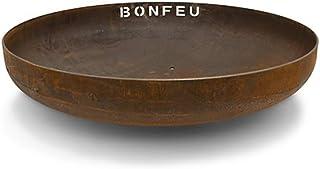 BonFeu Feuerschale Corten-Stahl Rost Durchmesser 120 cm