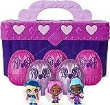 HATCHIMALS- Egg Col PixiesMultipack BP GML Mini Pixies, Fashion Show 8 Unidades de muñecas coleccionables de 3,8 cm con alas para Mezclar y Combinar (los Estilos Pueden Variar) (Spin Master 6059064)