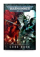 368 hardback book, essential for any fan of Warhammer 40,000 Includes lore, rules, and various ways to play Rules for matched play, open play, and narrative play Inlcudes a rules appendix, glossary, and designers commentary Designed and manufactured ...