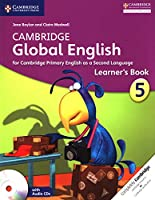 Cambridge Global English Stage 5 Learner's Book with Audio CD: for Cambridge Primary English as a Second Language (Cambridge Primary Global English)