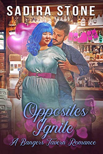 Opposites Ignite: Bangers Tavern Romance 2 (English Edition)
