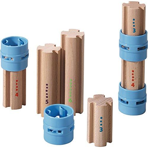 HABA 300850 Kullerbü Ergänzungsset Säulen