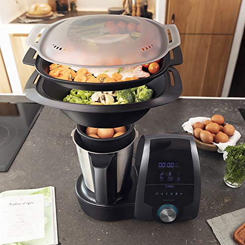 Cecotec Robot de cuisine multifonction Mambo (Mambo 8590)
