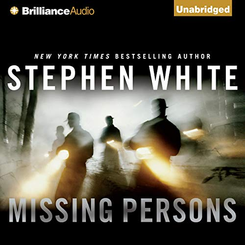 Missing Persons Audiobook By Stephen White cover art