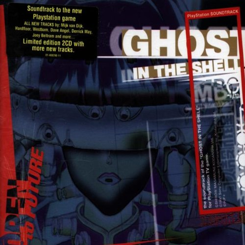 GHOST IN THE SHELL PLAYSTATION SOUNDTRAK