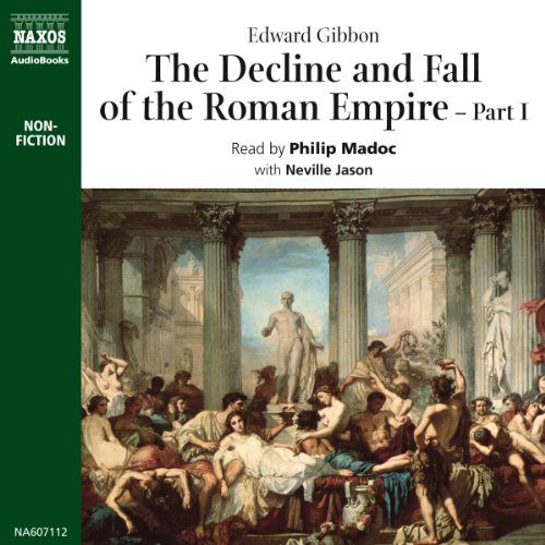 The Decline and Fall of the Roman Empire Volume 1 cover art