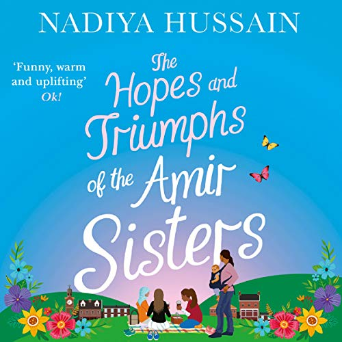 The Hopes and Triumphs of the Amir Sisters cover art