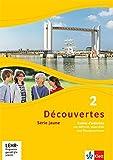 Découvertes 2. Série jaune: Cahier d'activités mit MP3-CD, Video-DVD und Übungssoftware 2. Lernjahr (Découvertes. Série jaune (ab Klasse 6). Ausgabe ab 2012)