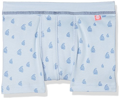 Sanetta Jungen 333965 Badehose, Blau (Light Blue 50137), 128
