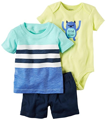 Carter's Baby Boys' Diaper Cover Sets 121h174