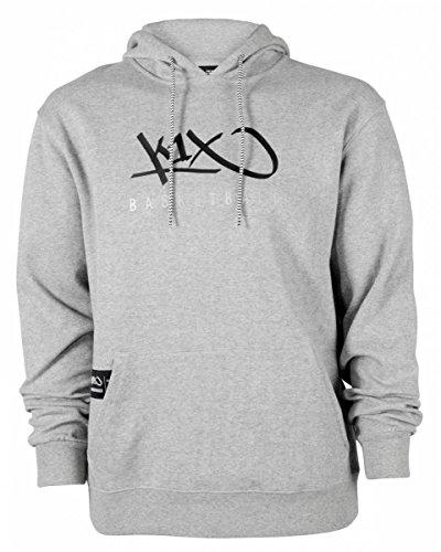 k1x hardwood hoody mk3 Grey Heather