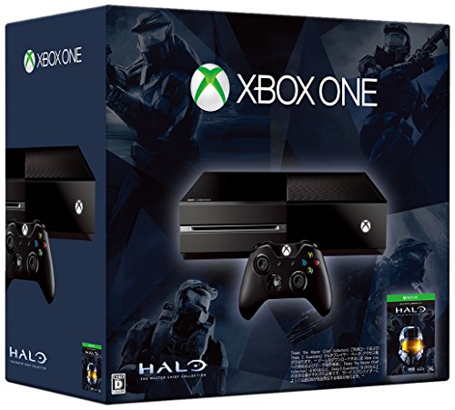 Xbox One (Halo: The Master Chief Collection 同梱版) 5C6-00006