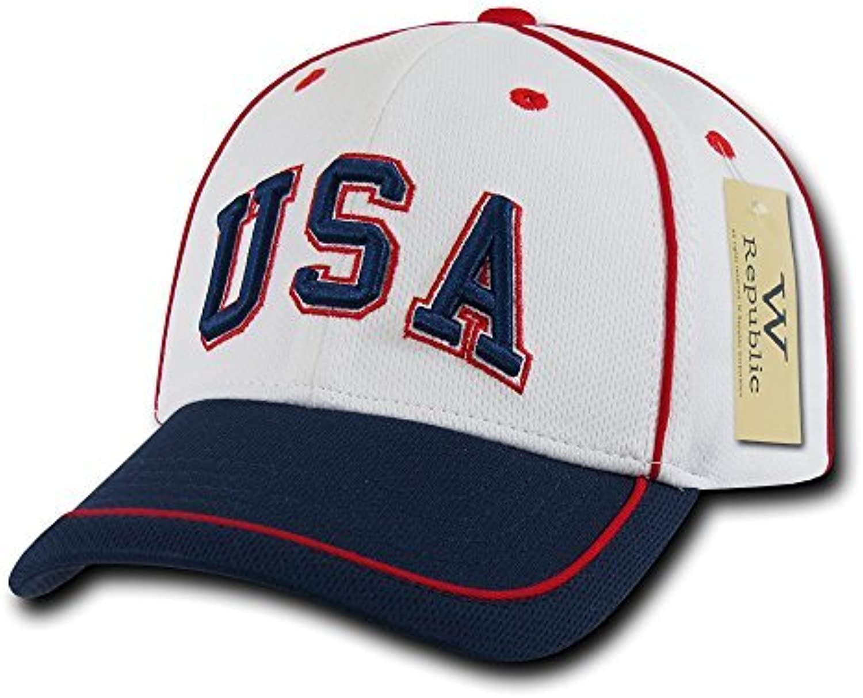 W Republic The Tournament USA Jersey Cap by W Republic