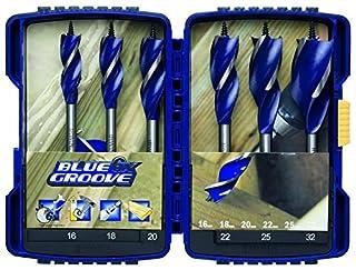 Irwin 10506628 6X Blue Groove Wood Drill Bit, 6 Pieces (B000Y8F9LI) | Amazon price tracker / tracking, Amazon price history charts, Amazon price watches, Amazon price drop alerts