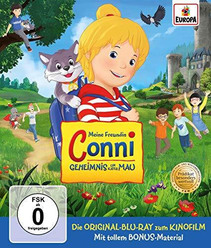 Meine Freundin CONNI - Geheimnis um Kater Mau (Kino-Film) [Blu-ray]