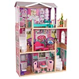 KidKraft 18' Dollhouse Doll Manor, Multicolor