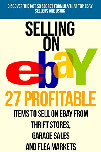 Selling on eBay: 27 Profitable Items to Sell on eBay from Thrift ...