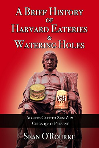 A Brief History of Harvard Eateries and Watering Holes: Algiers to Zum Zum, Circa 1940-Present
