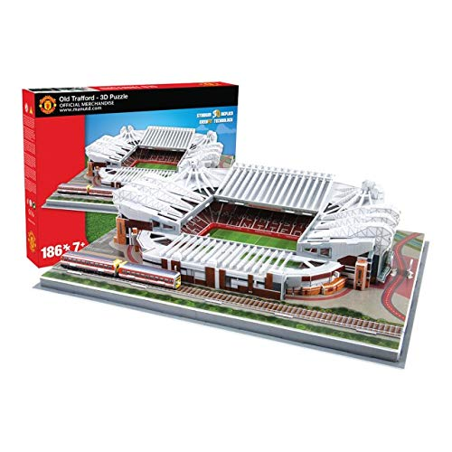 Estadio Old Trafford (Manchester United FC) - Nanostad -