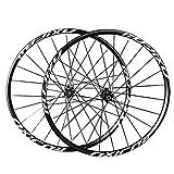 """MTB Bike Wheelset 26 """"27,5"""" 29"""" mountain bike freni a disco doppia parete Cerchi passante 8-11speed Cassette in fibra di cuscinetti sigillati carbonio Hub"""