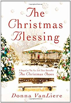 Hardcover The Christmas Blessing Book