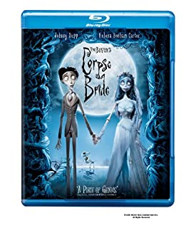 Tim Burton's Corpse Bride [Blu-ray] (B000I5XOWI)   Amazon price tracker / tracking, Amazon price history charts, Amazon price watches, Amazon price drop alerts