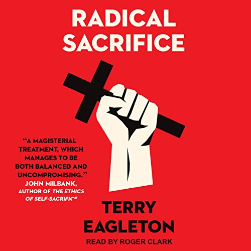 Radical Sacrifice audiobook cover art