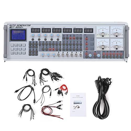 センサーシミュレーターテスター、幅広いアプリケーション安定したパフォーマンス強力なパフォーマンスセンサー信号シミュレーター、車のメンテナンスワーカーのインストールが簡単(アメリカ規格110V)