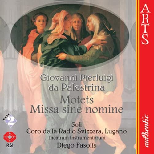 Coro della Radio Svizzera, Theatrum Instrumentorum & Diego Fasolis