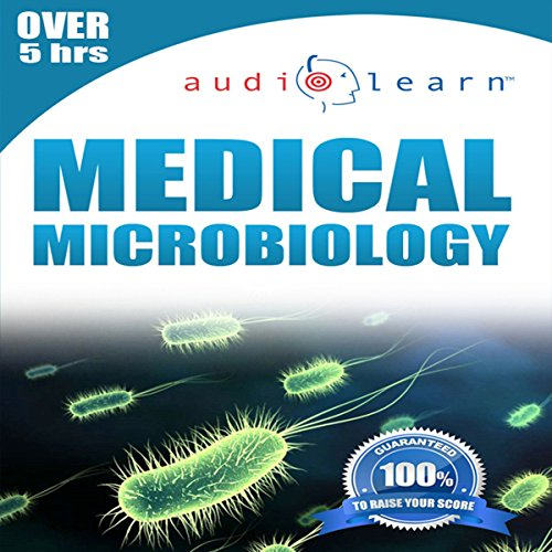 2012 Medical Microbiology Audio Learn audiobook cover art