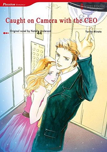 Caught On Camera With The CEO: Harlequin comics (English Edition)