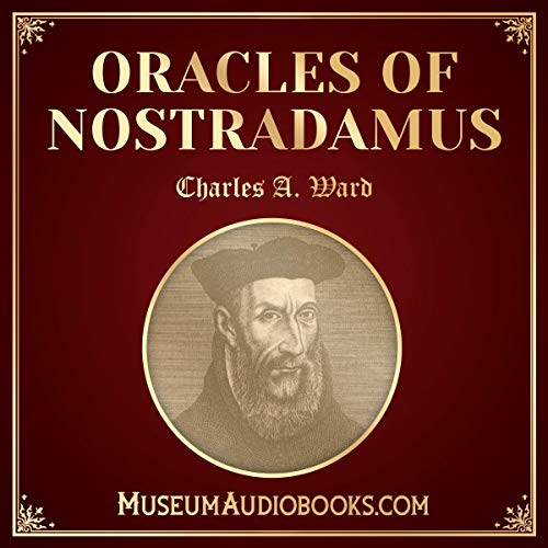Oracles of Nostradamus audiobook cover art