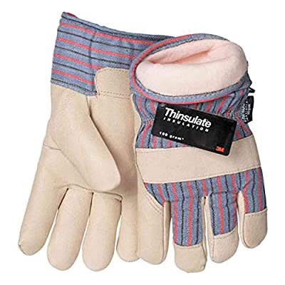 Tillman 1565 Top Grain Pigskin Thinsulate Lined Winter Gloves