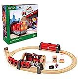 BRIO 33513 Set Metropolitana, BRIO World Ferrovie, Età Raccomandata 3+